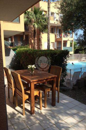 Apartment Grimaud   to buy apartment  2 rooms   45 m²
