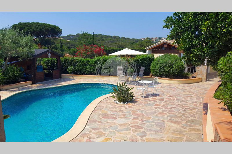 Photo House Sainte-Maxime   to buy house  3 bedrooms   130m²