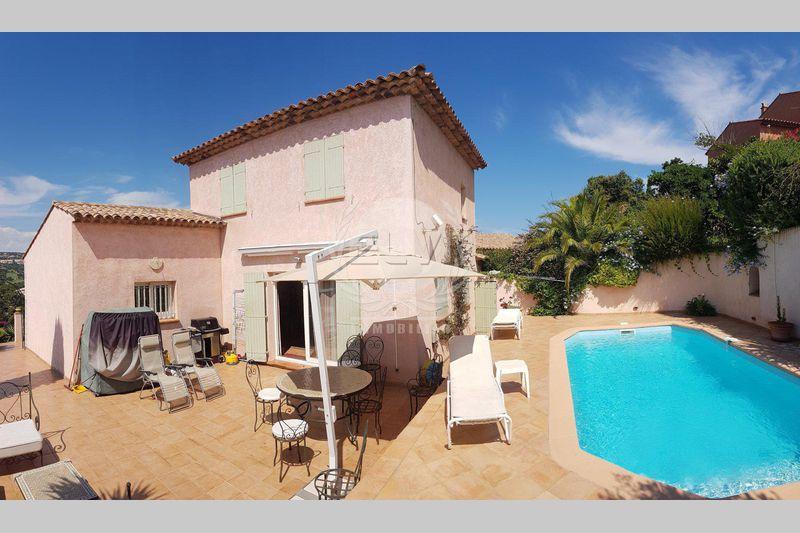 Villa Sainte-Maxime   achat villa  3 chambres   100m²