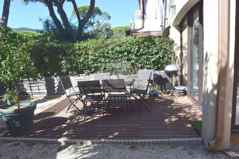 Apartment Les Issambres   to buy apartment  2 rooms   40 m²