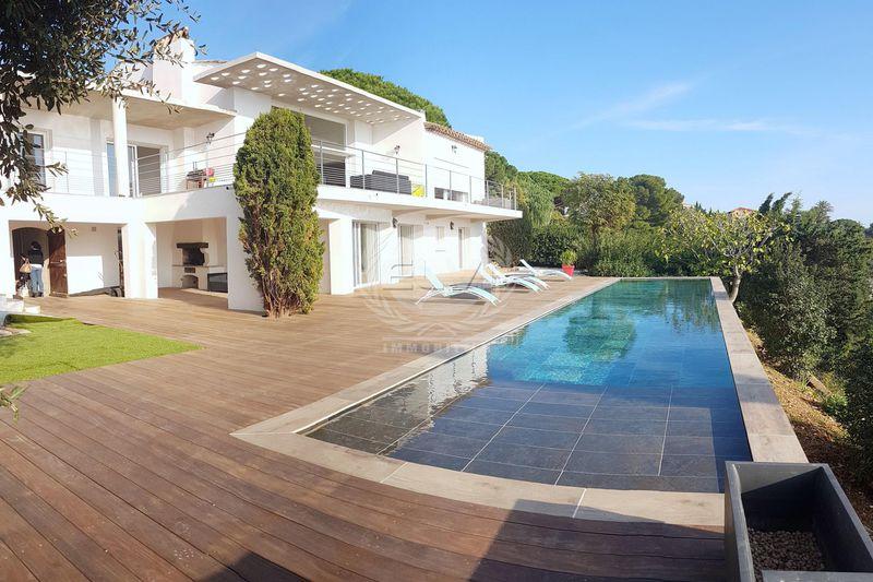 Maison Les Issambres   achat maison  5 chambres   300m²