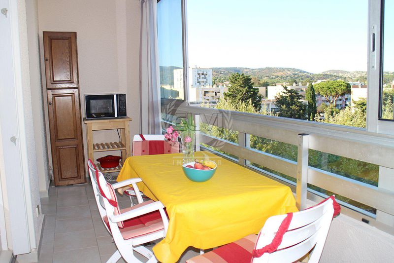 Photo Appartement Sainte-Maxime   achat appartement  3 pièces   51 m²