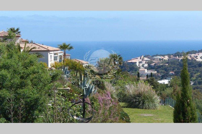 Villa Les Issambres   achat villa  4 chambres   160m²