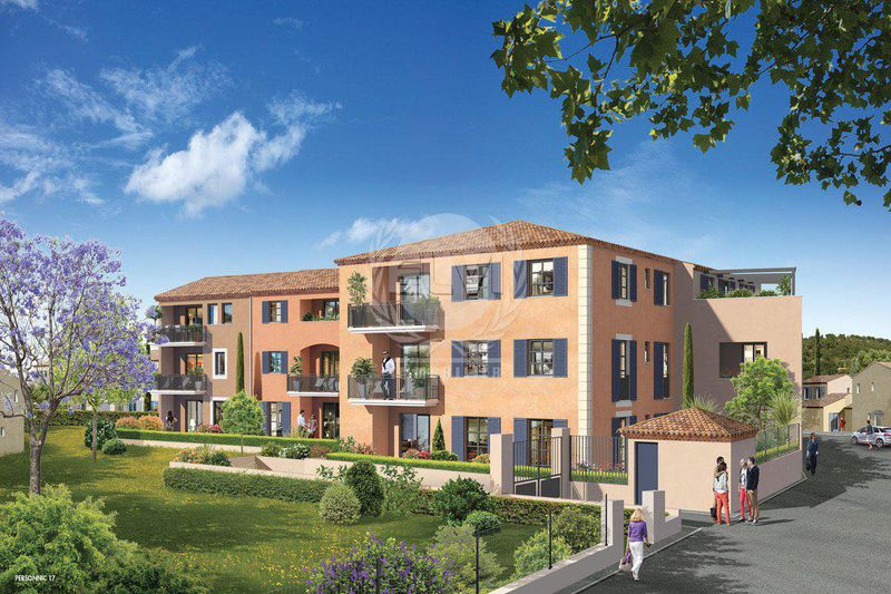 Apartment Le Plan-de-la-Tour   to buy apartment  2 rooms   48 m²