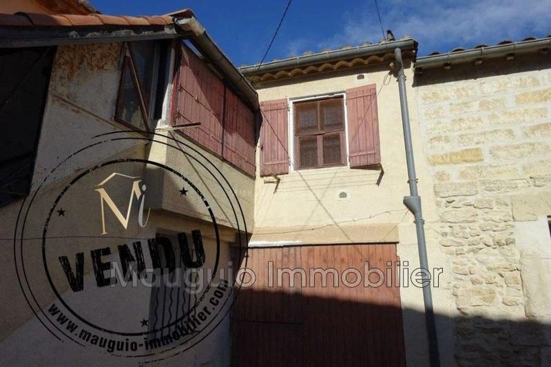 Maison de village Lansargues   achat maison de village  2 chambres   80m²