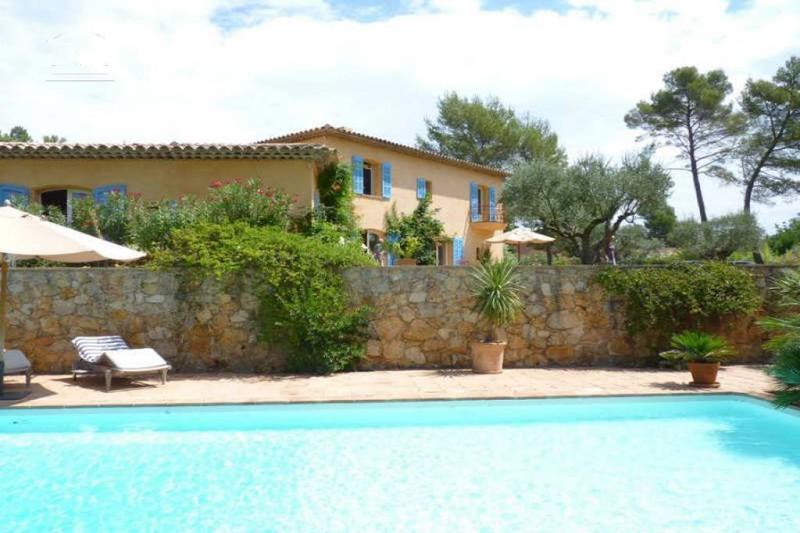 Photo Villa Saint-Paul-en-Forêt   achat villa  7 pièces   300m²