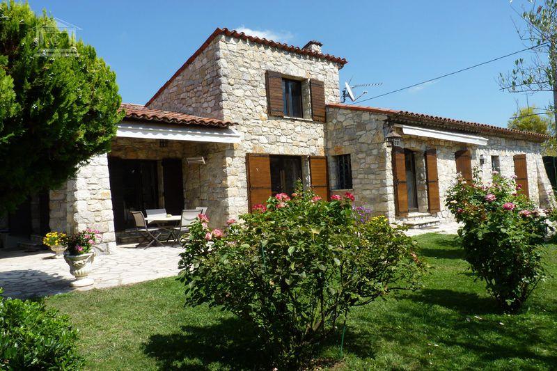 Photo Villa Tourrettes   achat villa  4 chambres   146m²