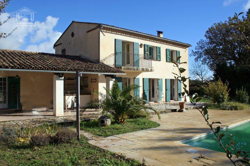 Photo Villa Fayence   achat villa  4 chambres   160m²