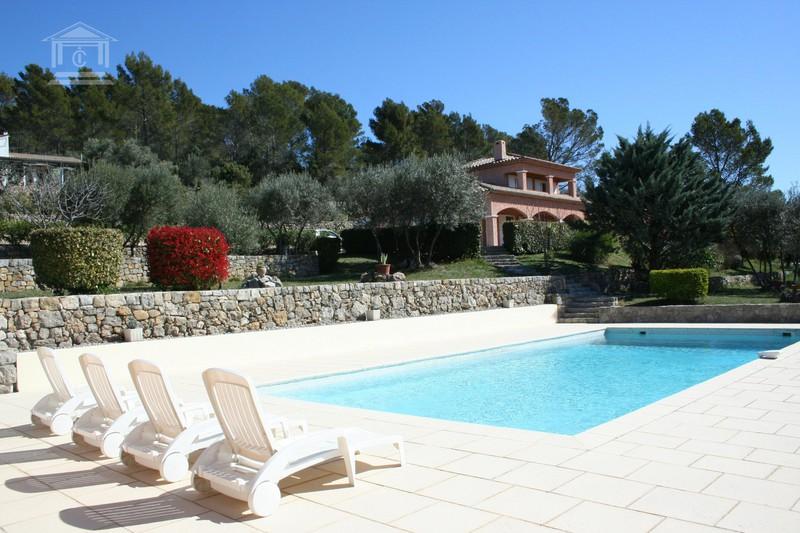 Photo Villa Fayence   achat villa  3 chambres   157m²