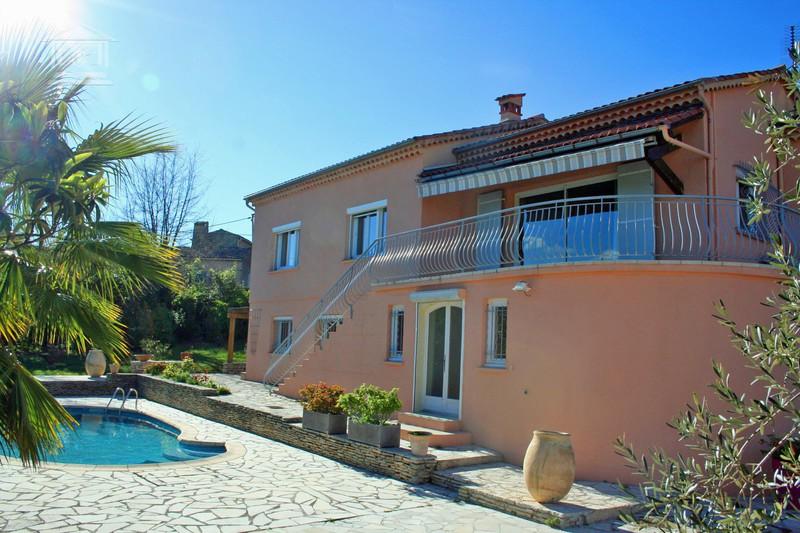 Photo Villa Fayence   achat villa  5 chambres   160m²