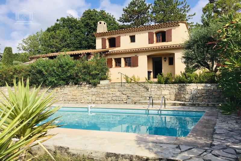 Villa Tourrettes   achat villa  3 chambres   95m²