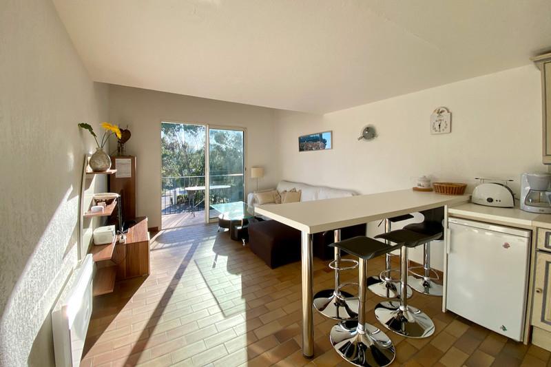 Photo Appartement La Croix-Valmer   achat appartement  3 pièces   50m²