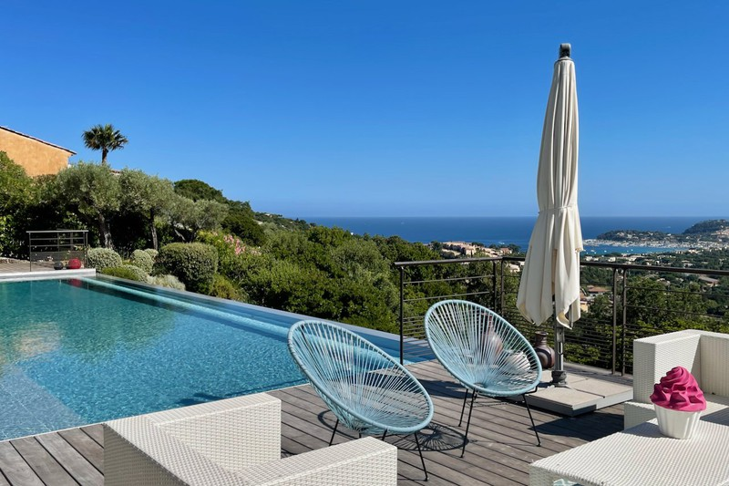 Villa Cavalaire-sur-Mer Les collières,   achat villa  6 chambres