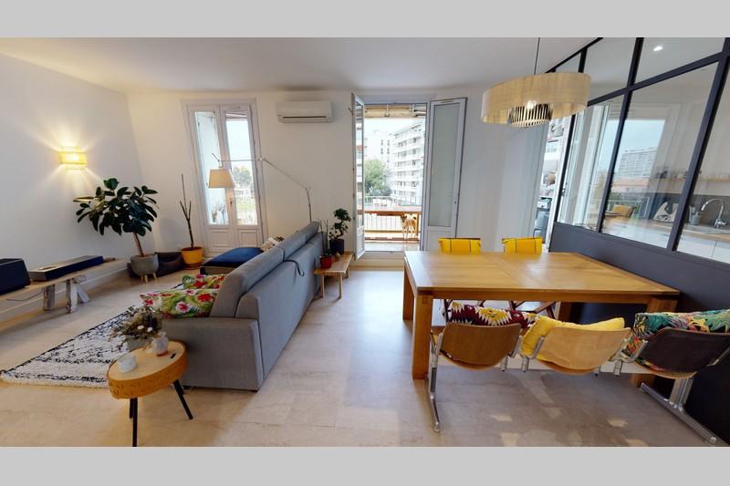 Appartement Marseille   achat appartement  4 pièces   110m²