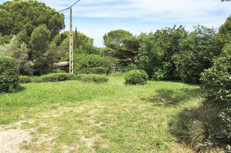 Terrain La Bouilladisse   achat terrain   713m²