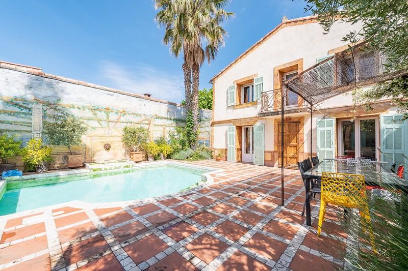 Maison Marseille   achat maison  3 chambres   115m²