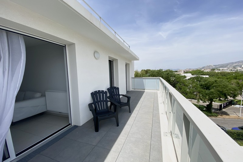 Appartement Marseille   achat appartement  3 pièces   60m²