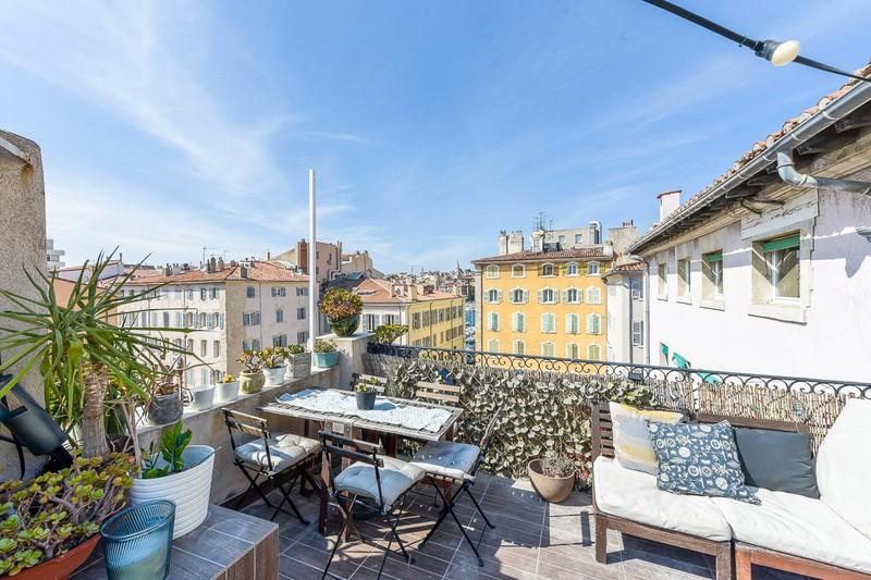 Appartement Marseille   achat appartement  3 pièces   83m²