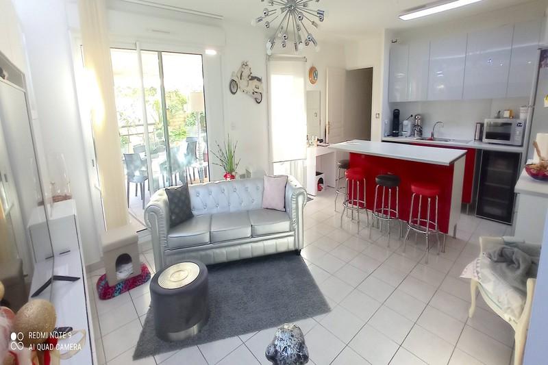 Appartement Marseille   achat appartement  3 pièces   64m²