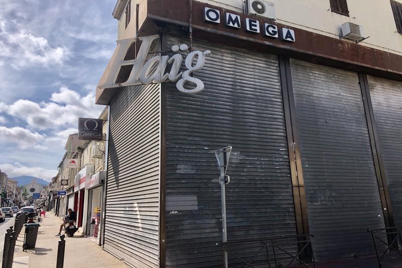 Immeuble Marseille   achat immeuble  1 pièce   164m²