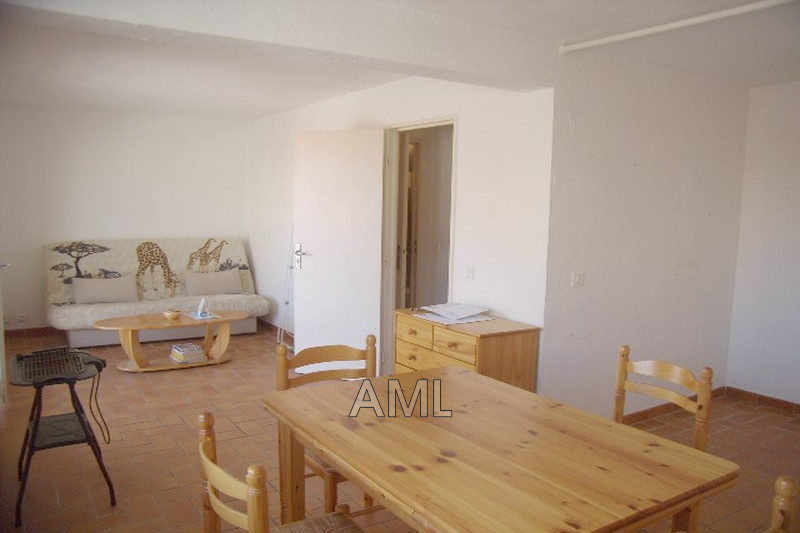 Photo Appartement Sainte-Maxime  Location appartement  1 pièce   31 m²