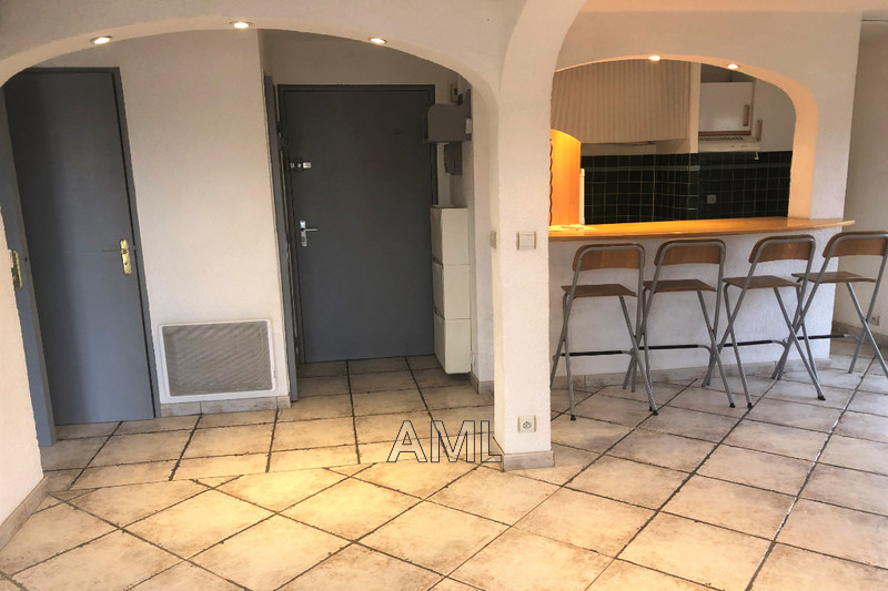 Photo Appartement Sainte-Maxime Les virgiles,  Location appartement  2 pièces   34 m²