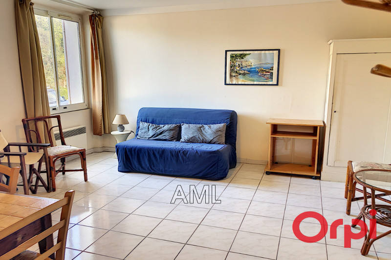 Photo Appartement Sainte-Maxime Centre ville,  Location appartement  1 pièce   23 m²