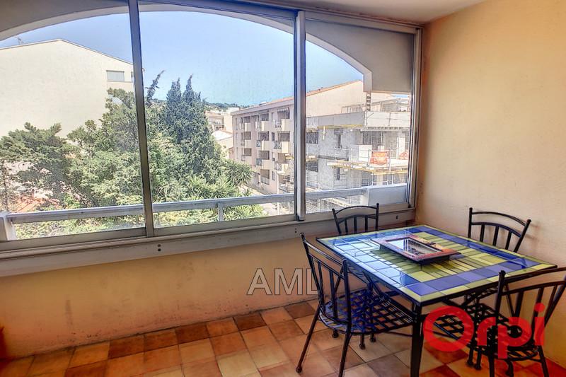 Photo Apartment Sainte-Maxime  Rentals apartment  1 room   23m²