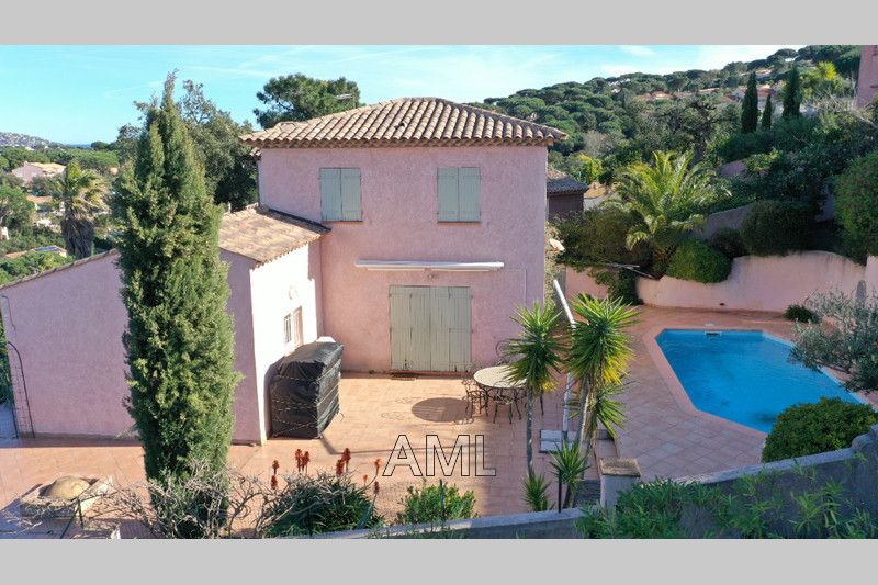 Photo House Sainte-Maxime   to buy house  3 bedroom   100 m²