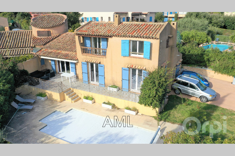 Photo House Sainte-Maxime   to buy house  3 bedroom   122 m²