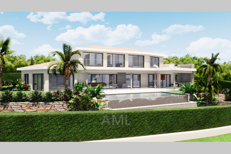 Photo House Sainte-Maxime   to buy house  5 bedroom   300m²