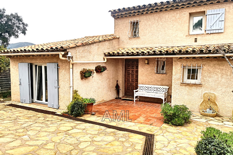 Photo House Sainte-Maxime Les couloubriers,   to buy house  4 bedroom   137 m²