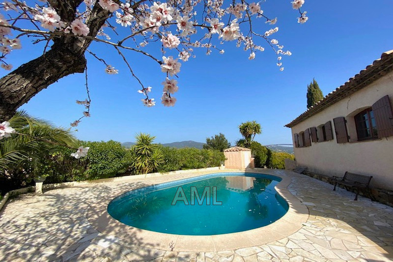 Photo House Sainte-Maxime   to buy house  4 bedroom   180 m²