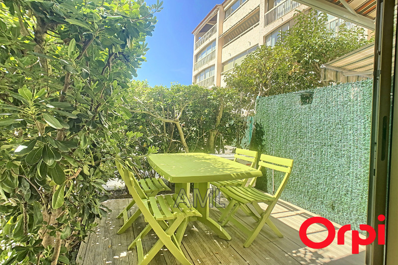 Photo Apartment Sainte-Maxime Les virgiles,   to buy apartment  1 room   22m²
