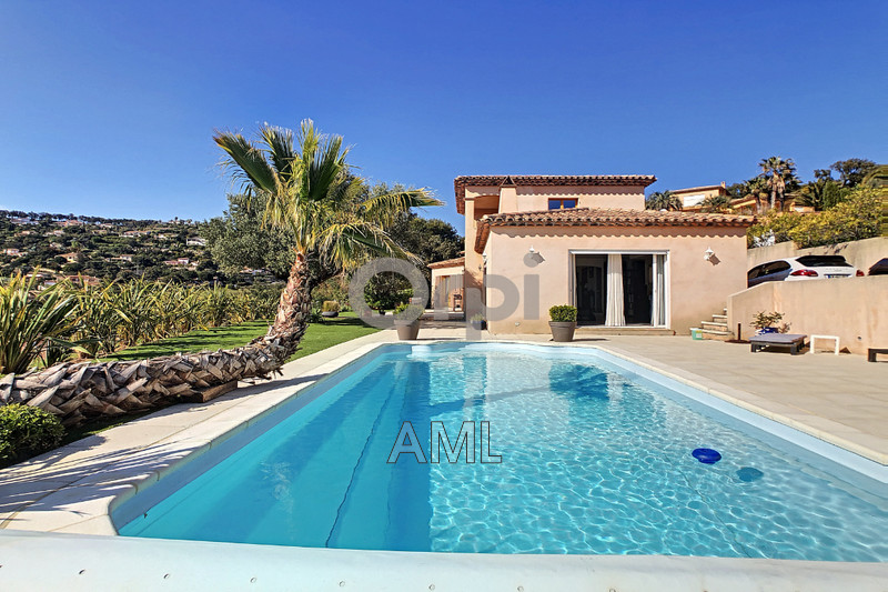 Photo House Sainte-Maxime   to buy house  3 bedroom   130 m²