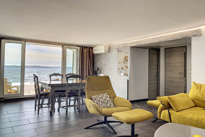 Photo Appartement Sainte-Maxime Plage,   achat appartement  3 pièces   73m²