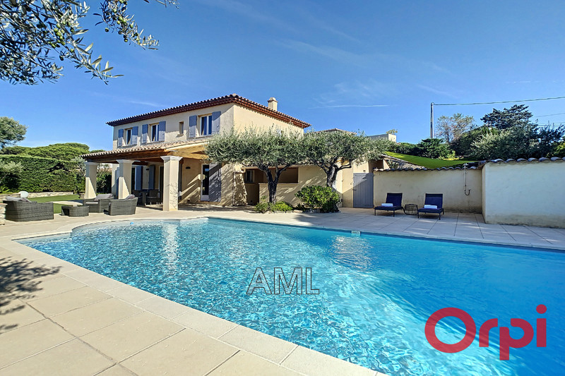 Photo Maison Sainte-Maxime   achat maison  4 chambres   120m²